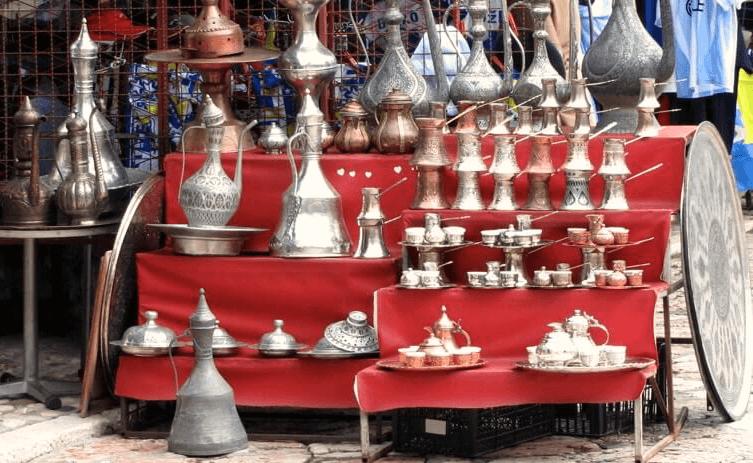 Турецкая турка в подарок