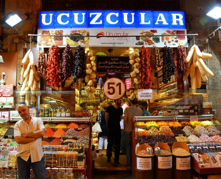 Специи из Турции