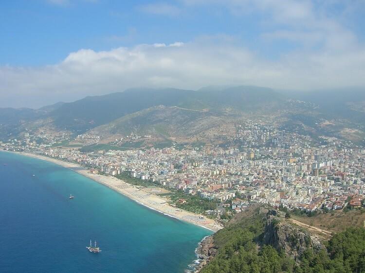 Алания где отдыхать в Турции