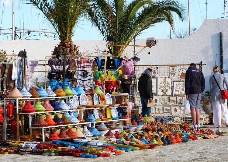 что купить в тунисе в монастире
