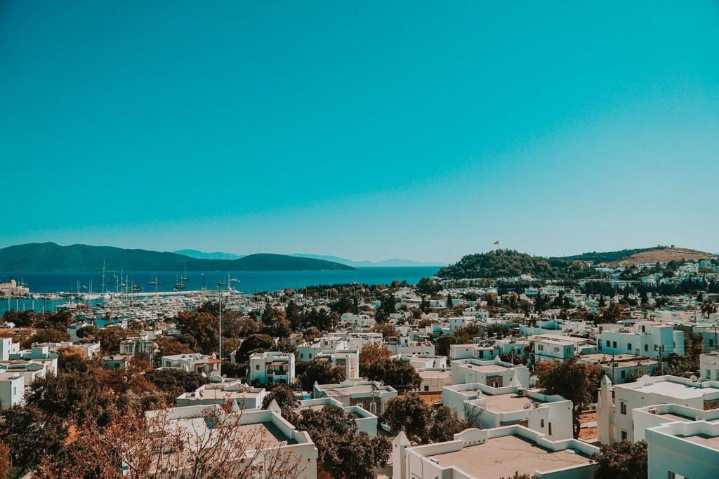 Бодрум, Мугла, Турция