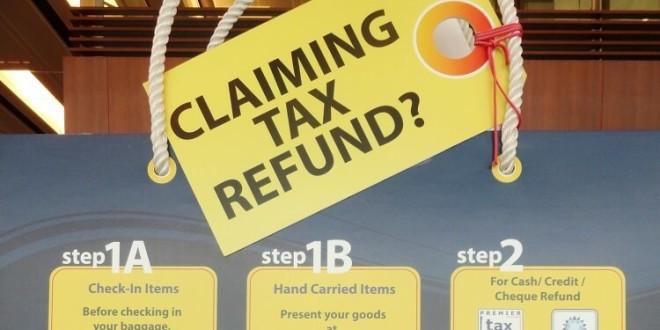 Как вернуть налог в аэропорту