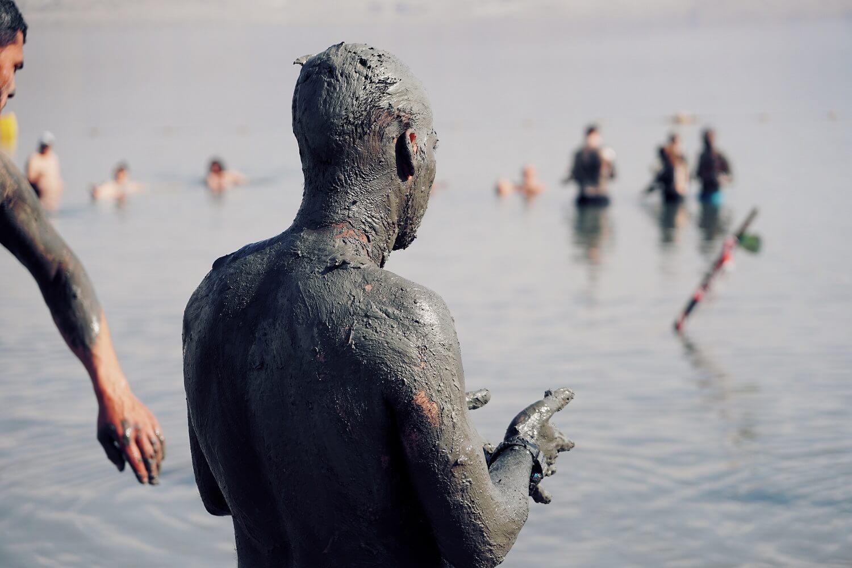 Израиль, Мёртвое море