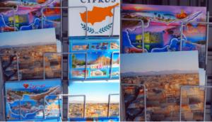 Открытки из Кипра