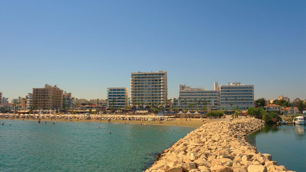 Отпуск в Ларнаке на Кипре