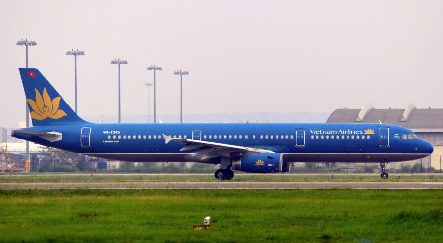 Самолёты во Вьетнаме