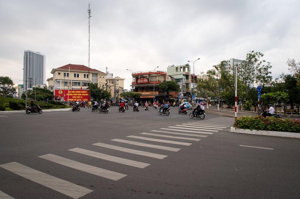 Транспорт в Нячанге