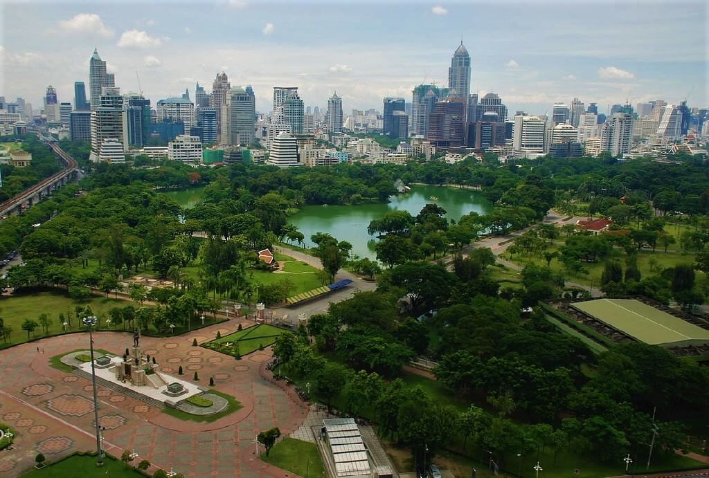 Парк Люмпини, Бангкок