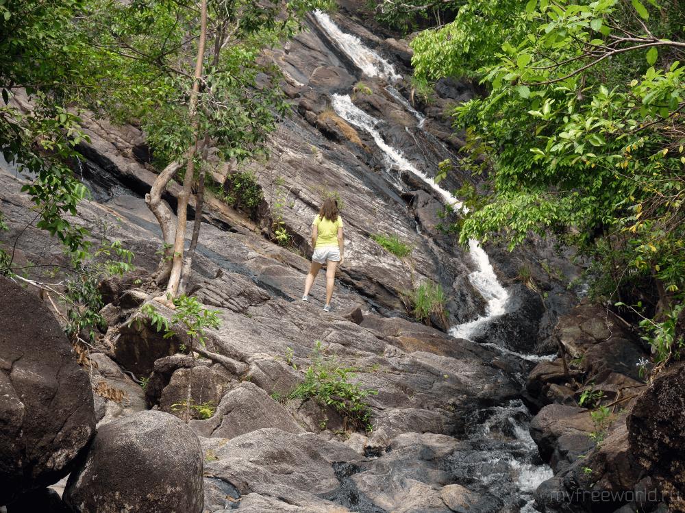 Национальный парк Тхан Садет на Ко Панган (Таиланд)