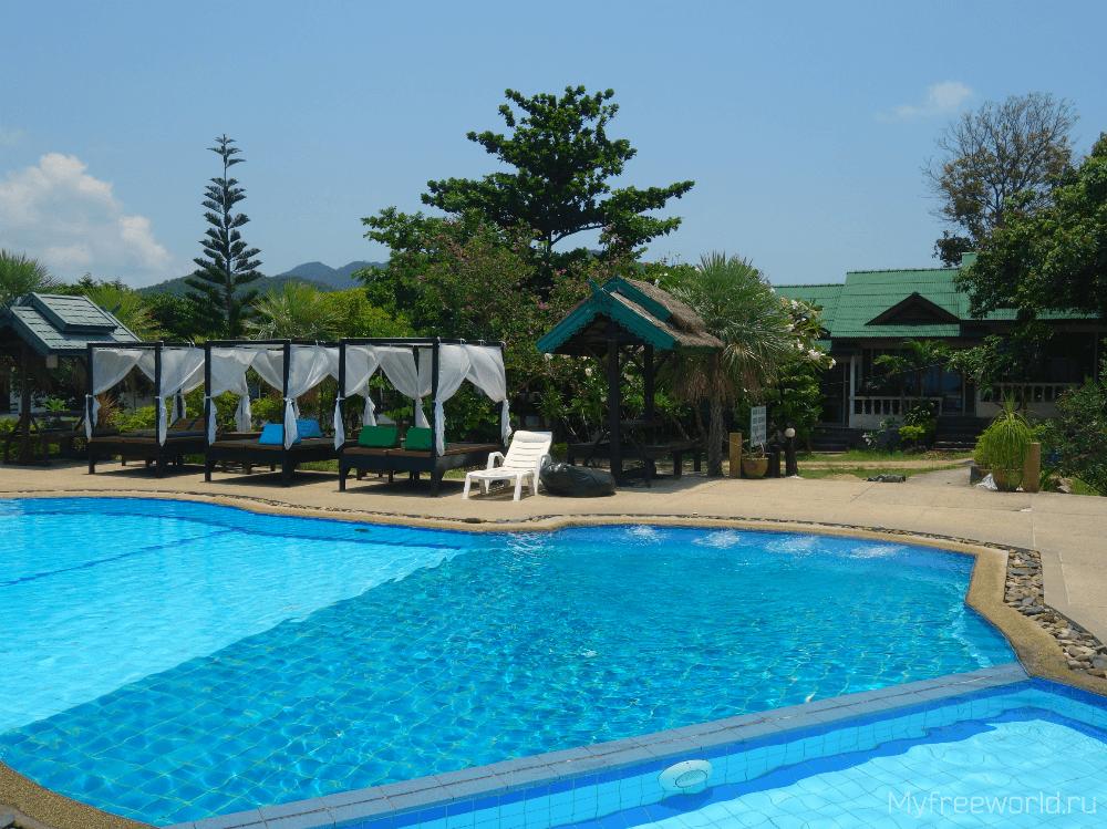 Отель Phangan Utopia, Панган