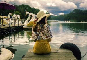 Озеро Далата