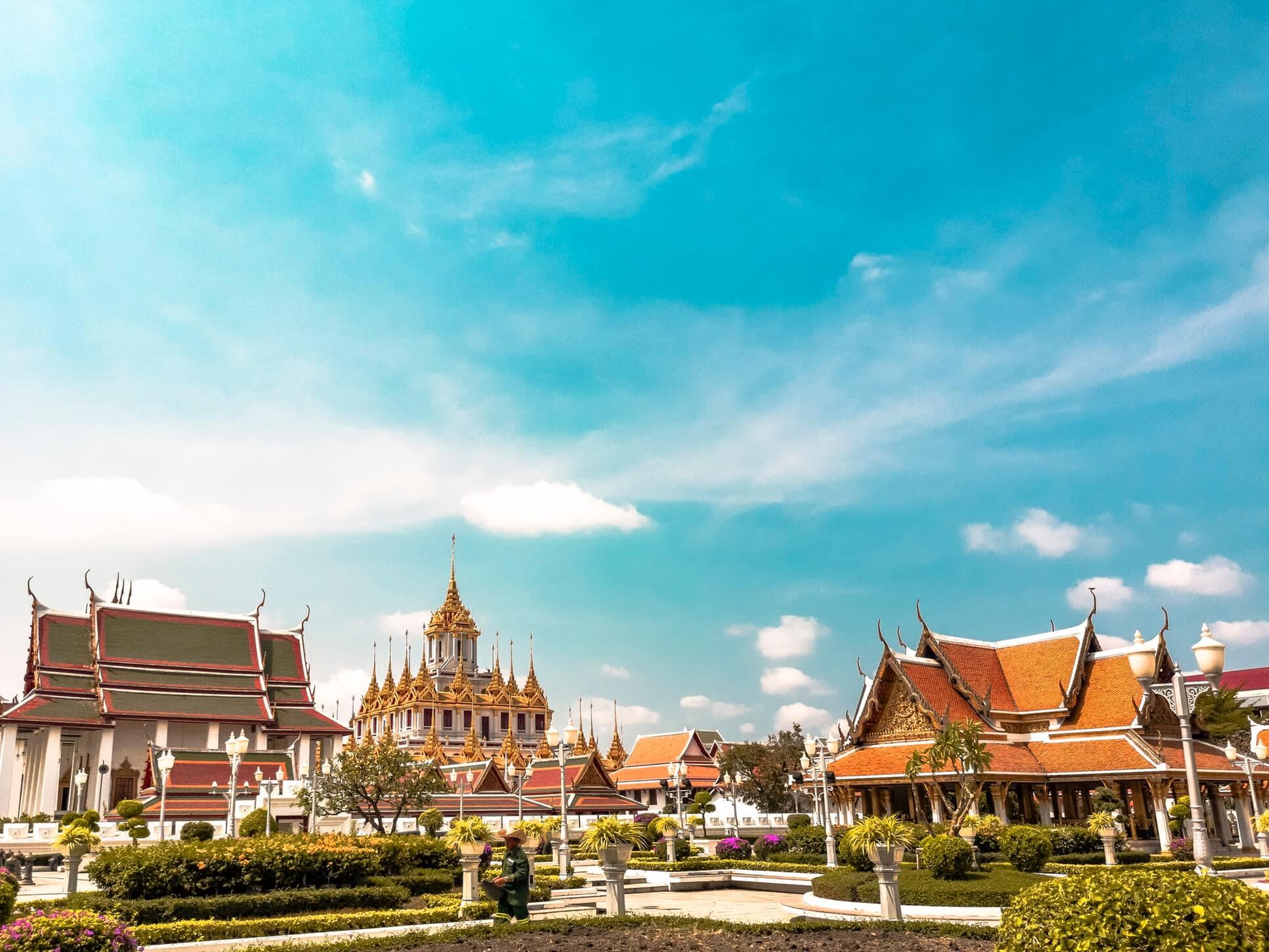 Loha prasat, Бангкок