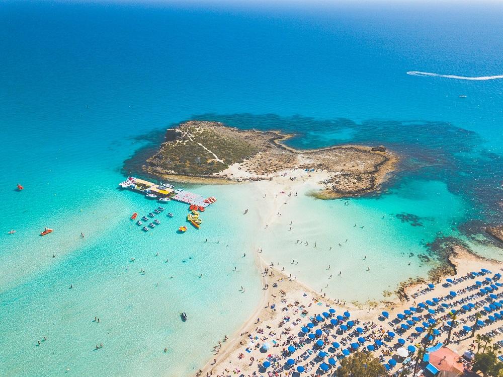 Айя Напа, Кипр