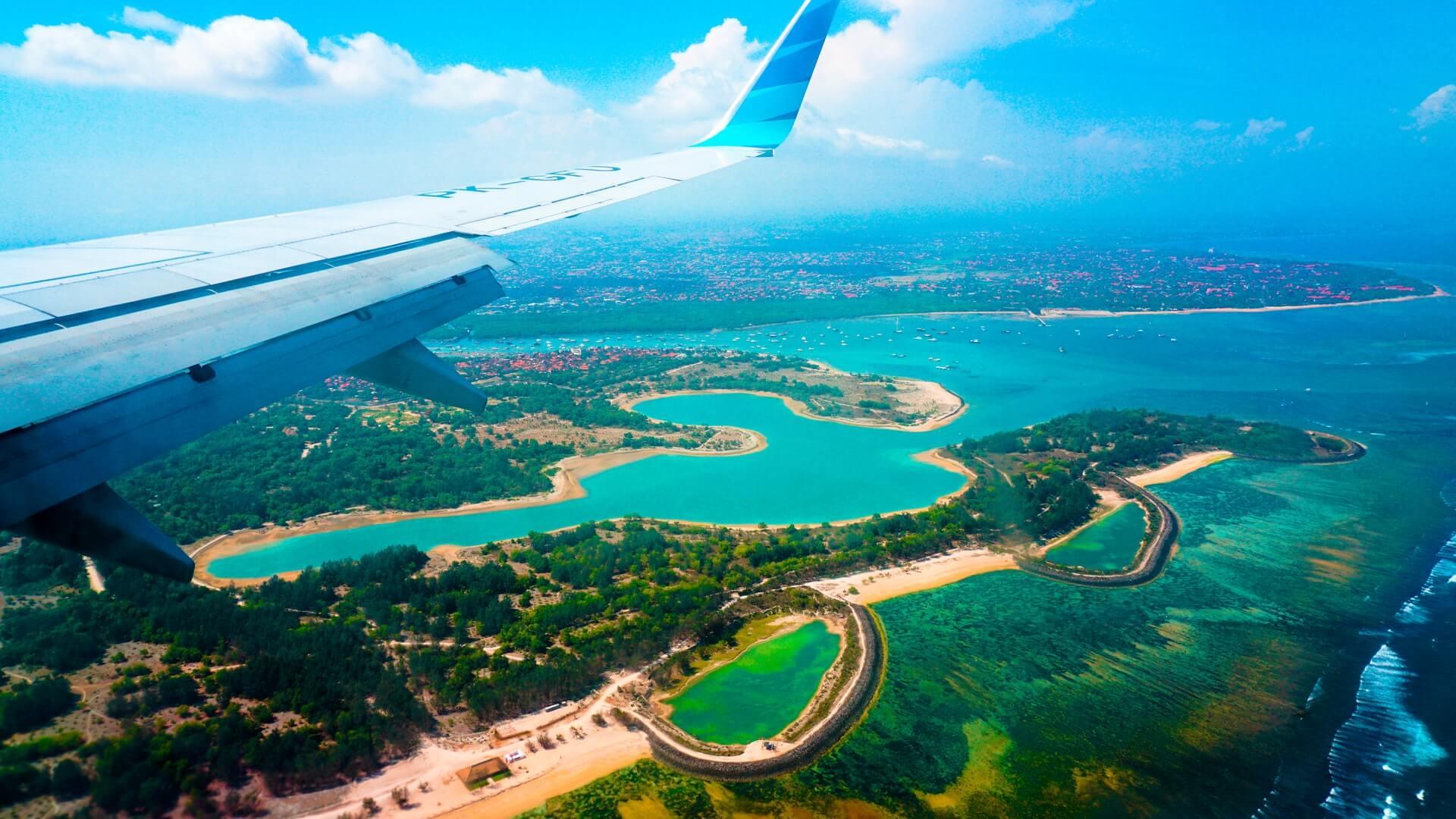 аэропорт Индонезия