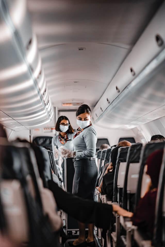 Самолет на Мальдивы