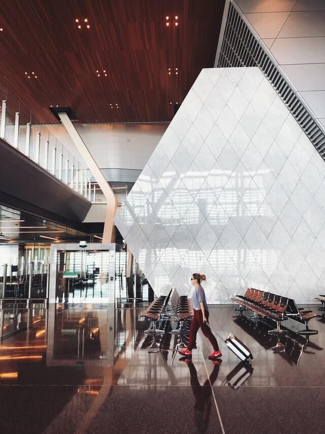 Международный аэропорт Хамад, Доха, Катара