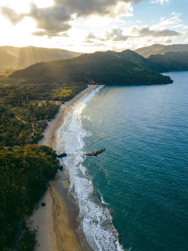 Пляж Эль Валье в Доминикане