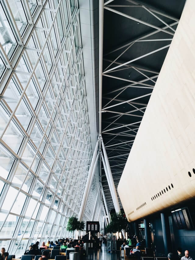 Швейцария, Цюрих, международный аэропорт Цюрих