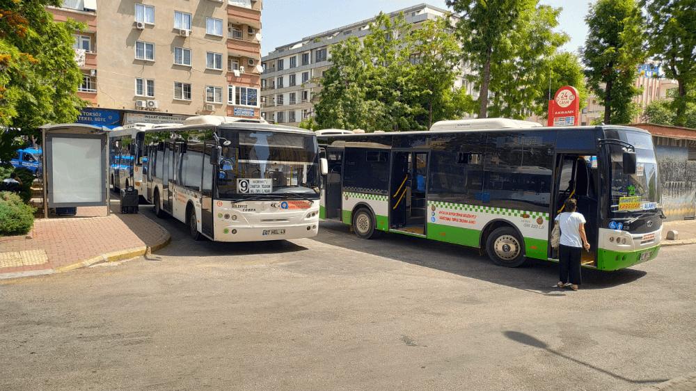 Общественный транспорт в Турциие
