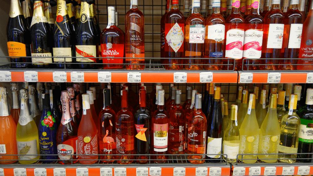Цены на алкоголь в Турции