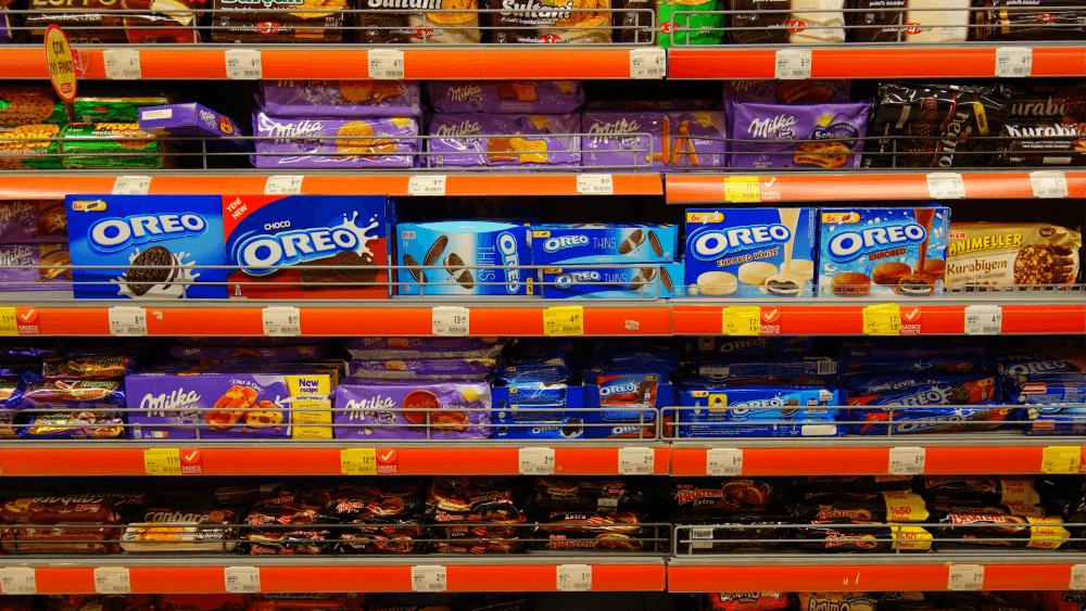 Цены на сладкое в Турции