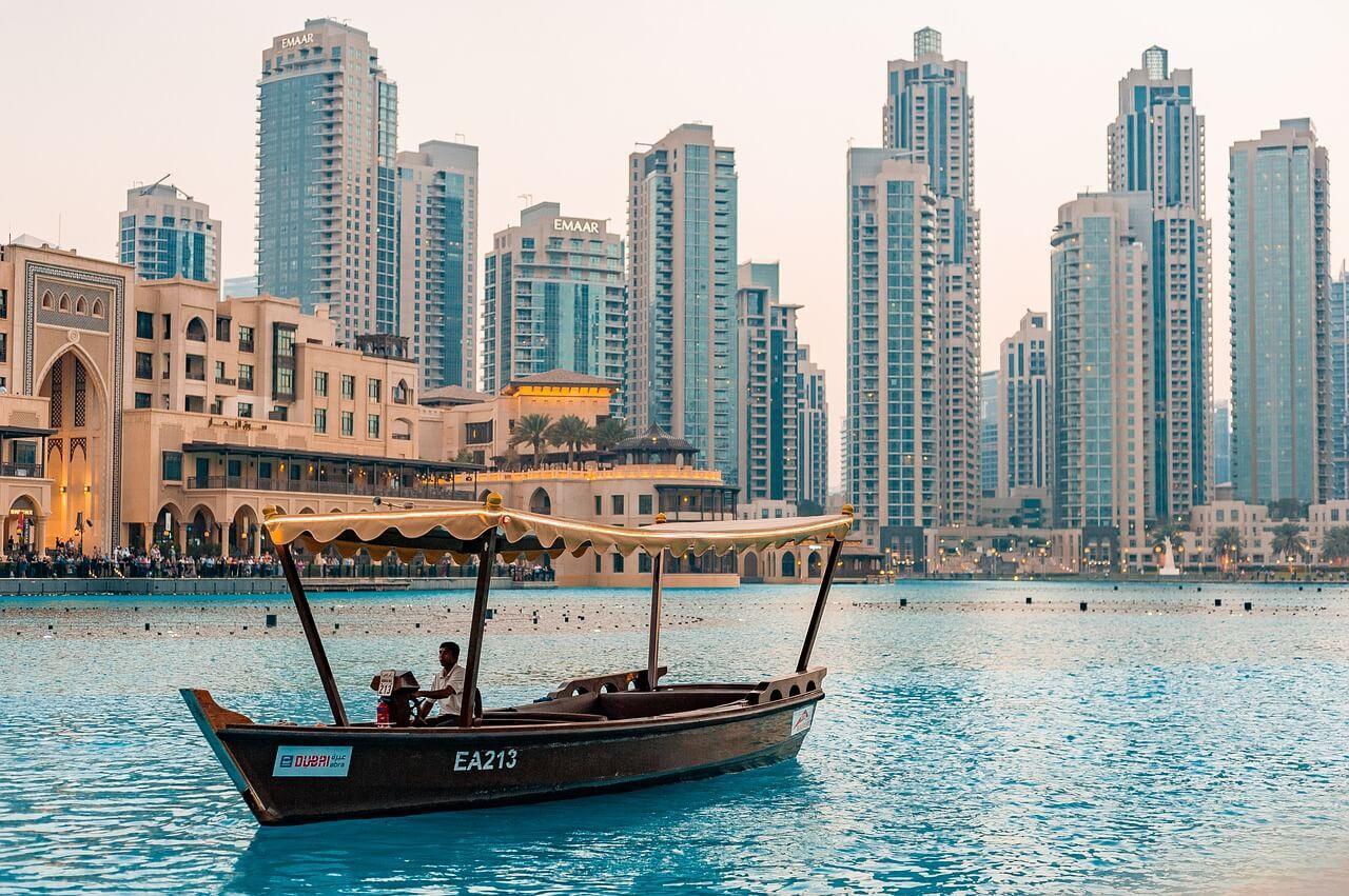 тдых в Дубае (ОАЭ)