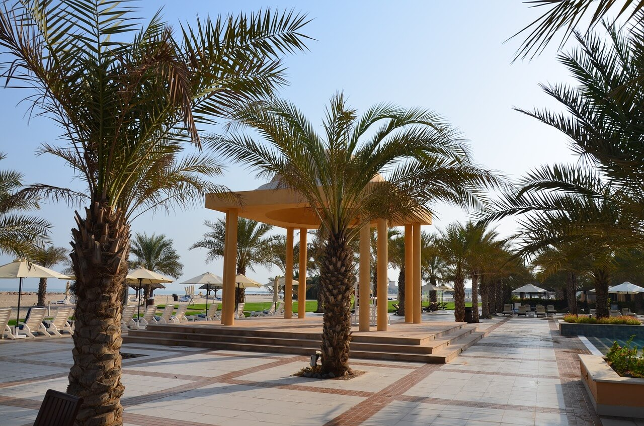 Рас-аль-Хайма, ОАЭ