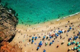 Пляж Клеопатры, Турция, Аланья