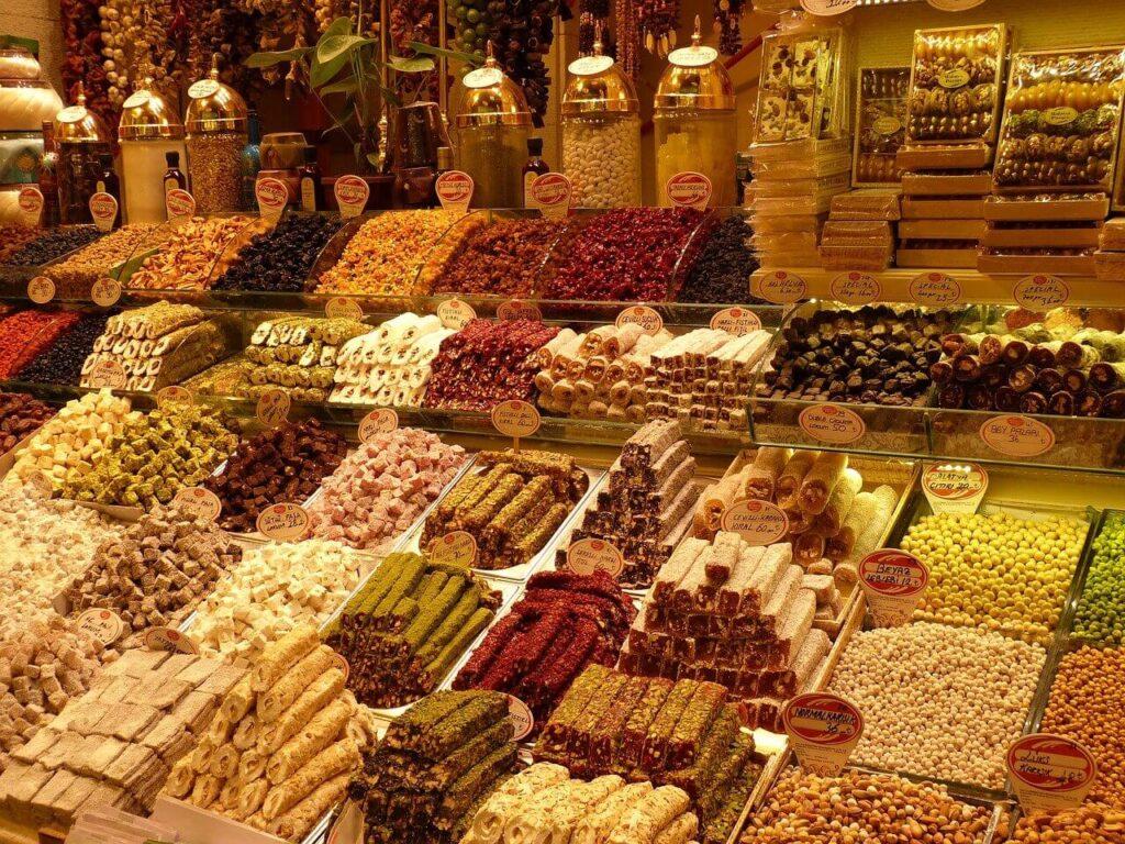 Сладости из Турции