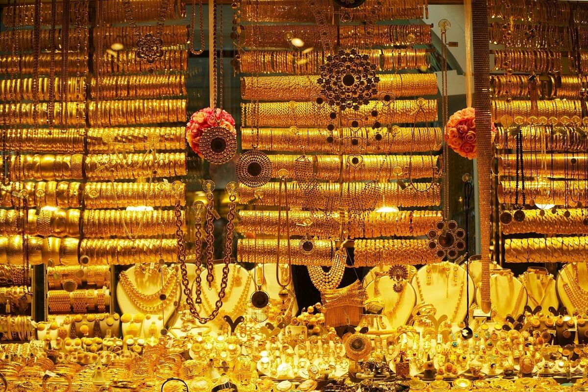 Ювелирные изделия в Стамбуле